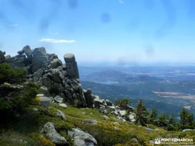 Siete Picos[Serie clásica]:Sierra del Dragón;viajes de verano viajes noviembre charca verde pedriz